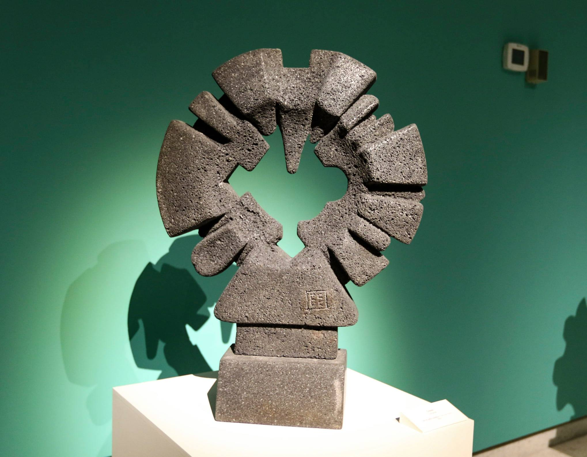 Da forma a exposición en MUSA la obra de Estanislao Contreras