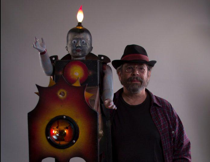Francisco Barreda, artista y promotor cultural de Guadalajara