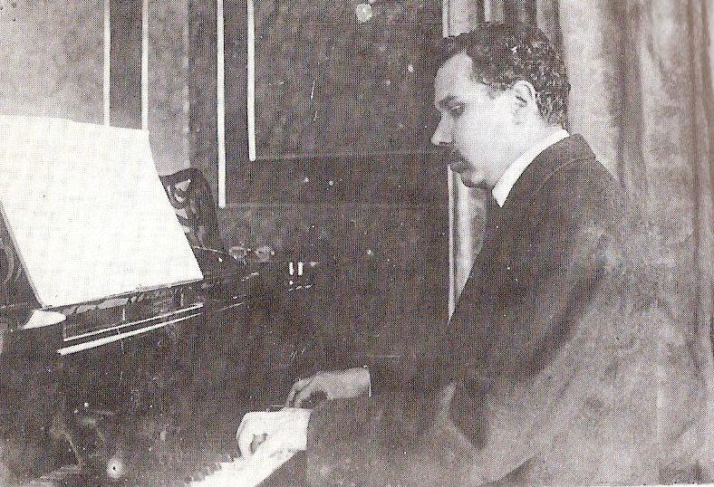 José Rolón, músico zapotlense