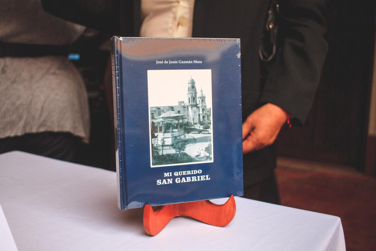 """Libro """"Mi querido San Gabriel"""""""