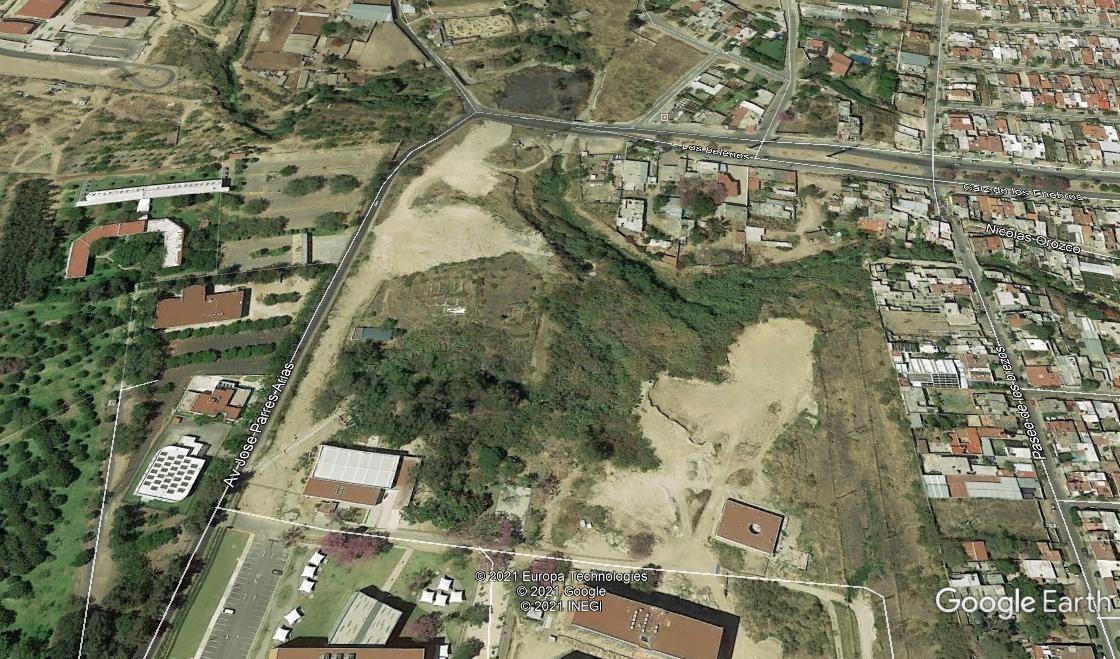Cañada CUCSH Belenes