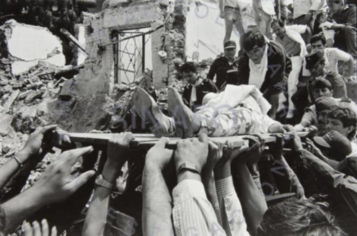 Explosiones del 22 de Abril de 1994