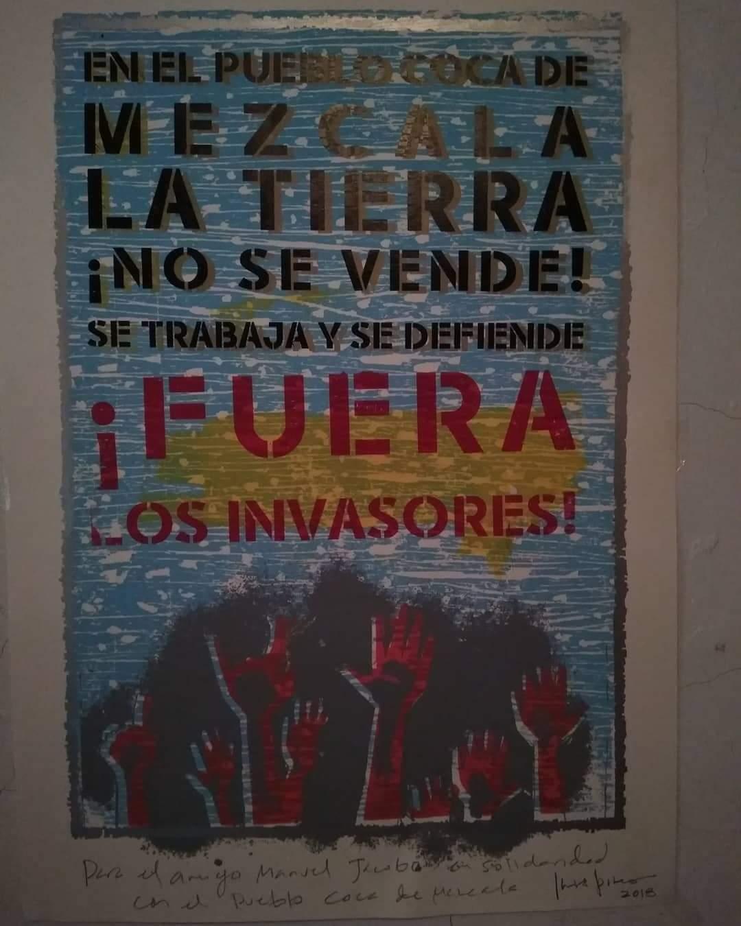 Resistencia en Mezcala